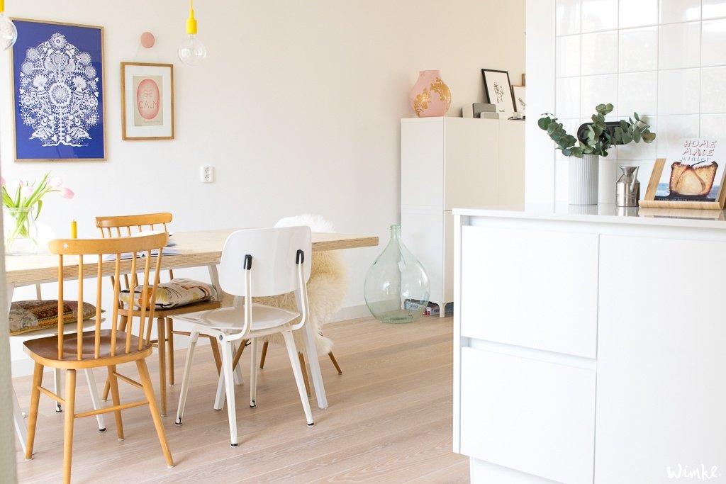 Nieuwe keuken - Wimke Tolsma