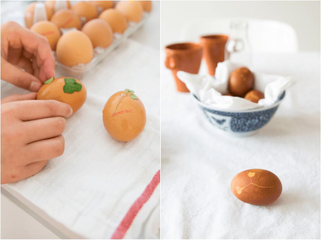 Pasen met brioche en eieren - Wimke Tolsma