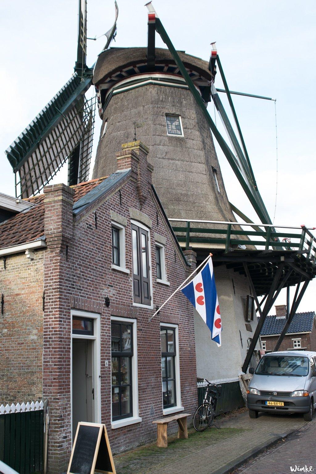 Fries geluk volgens Cees Noteboom - www.wimke.nl