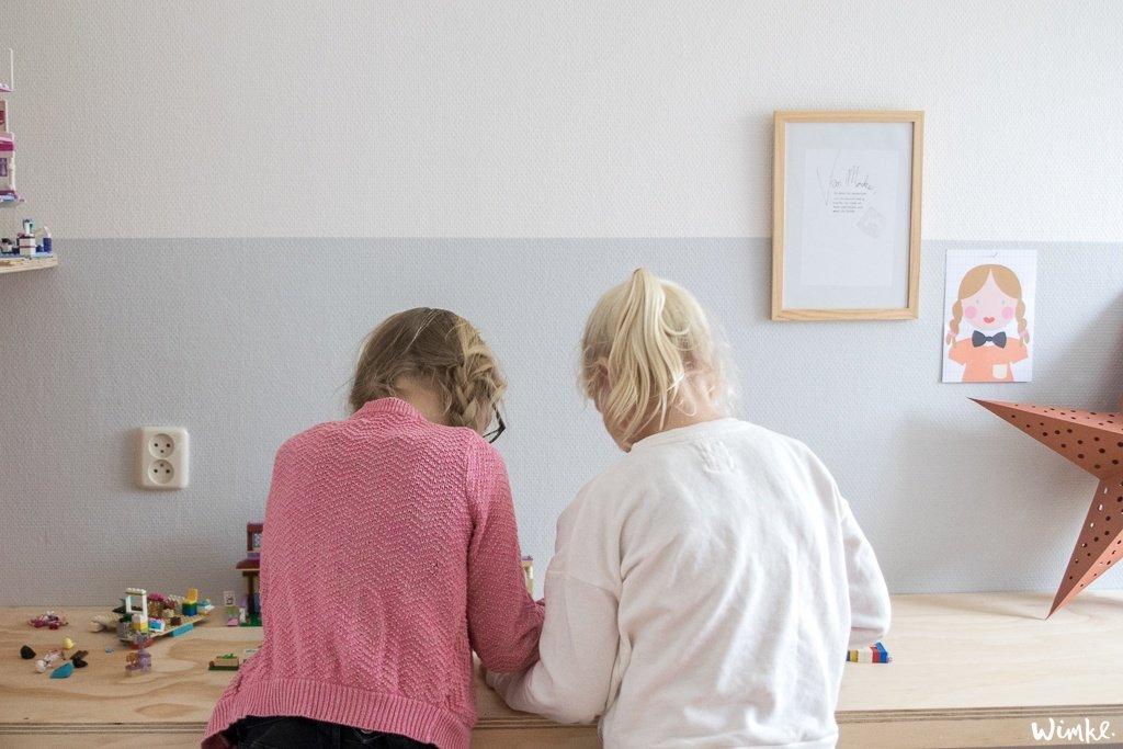 Pure meisjeskleuren - Pure by Flexa ColorLab - www.wimke.nl