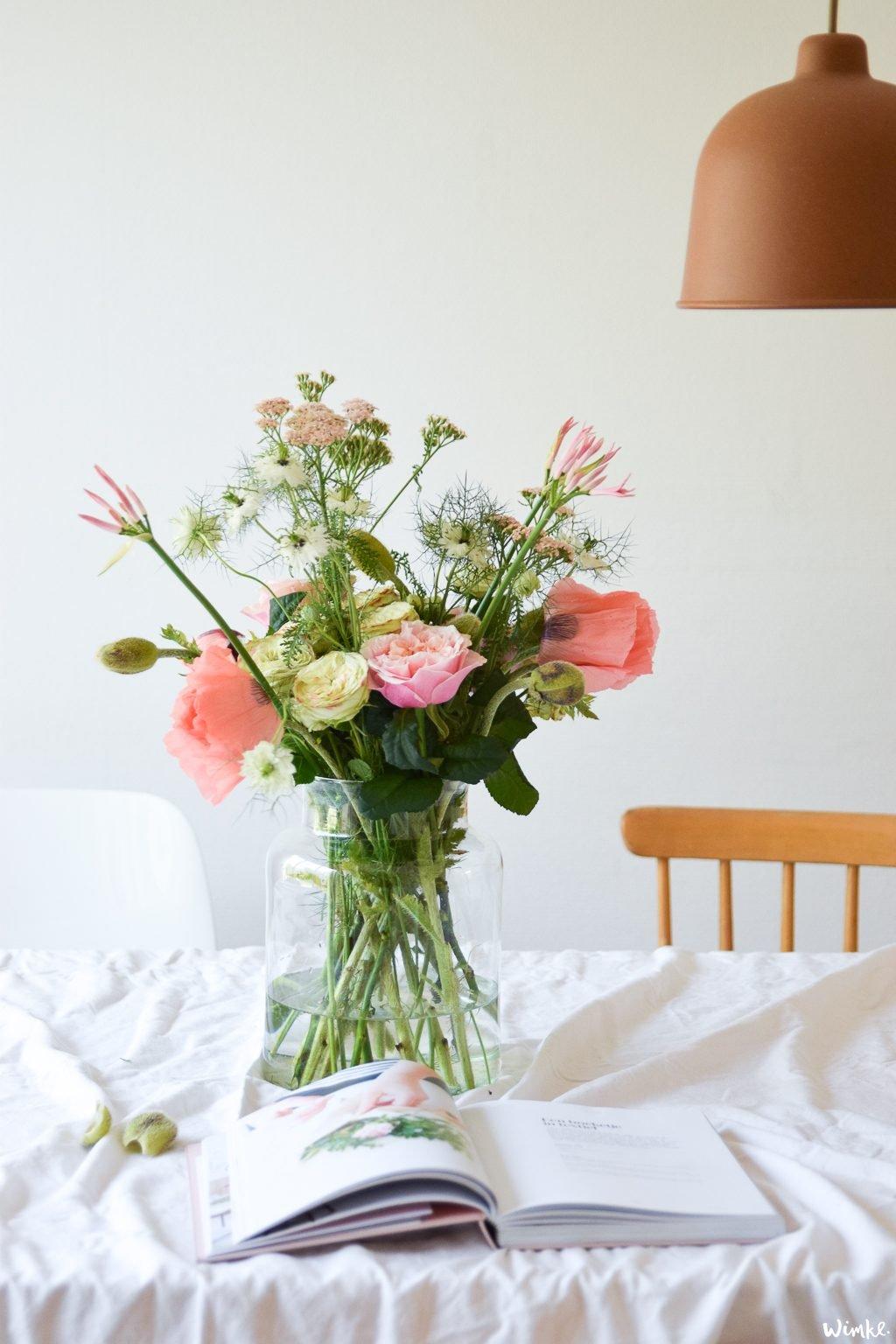 Bloementips van bloemstylist Judith Slagter I Wimke.nl