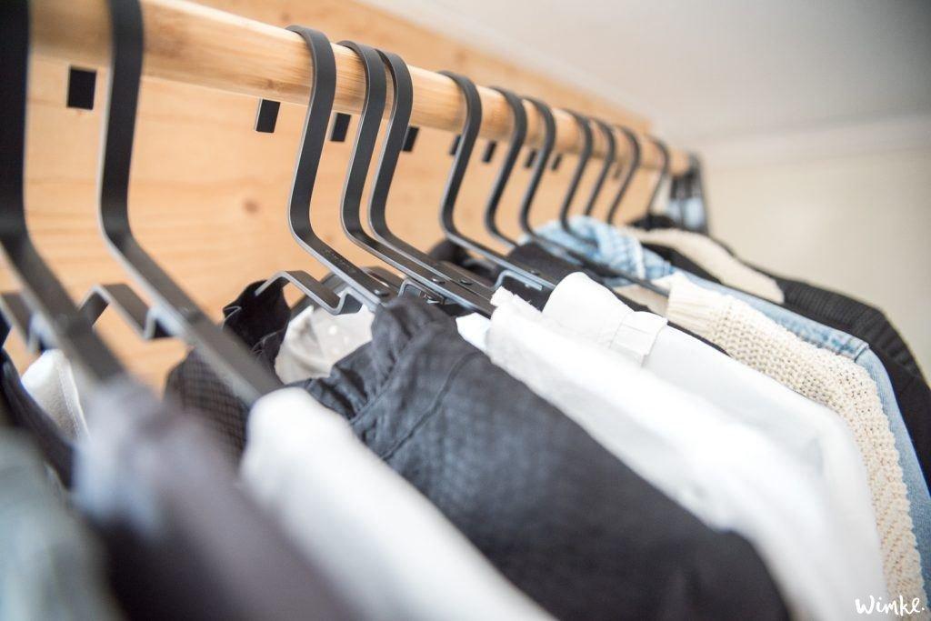 20 kledingstukken voor 20 dagen challenge