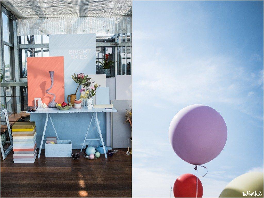 Kleur van het Jaar 2022 - Bright Skies - www.wimke.nl